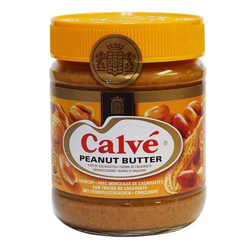 Calve Crunchy Peanutbutter 350 gram