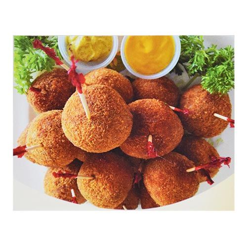 Chicken Bitterballen (Snack size croquettes) Pack of 12