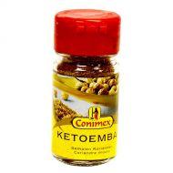 Ketoembar/Dry Coriander 0.88 oz jar Conimex