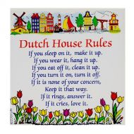 Tile Color Dutch House Rules